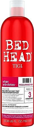 TIGI Bed Head Resurrection Conditioner, Nero, 750 Millilitro