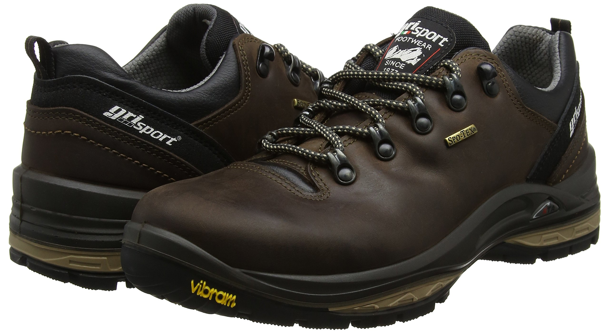 Grisport Men's Warrior Low Rise Hiking Boots 5