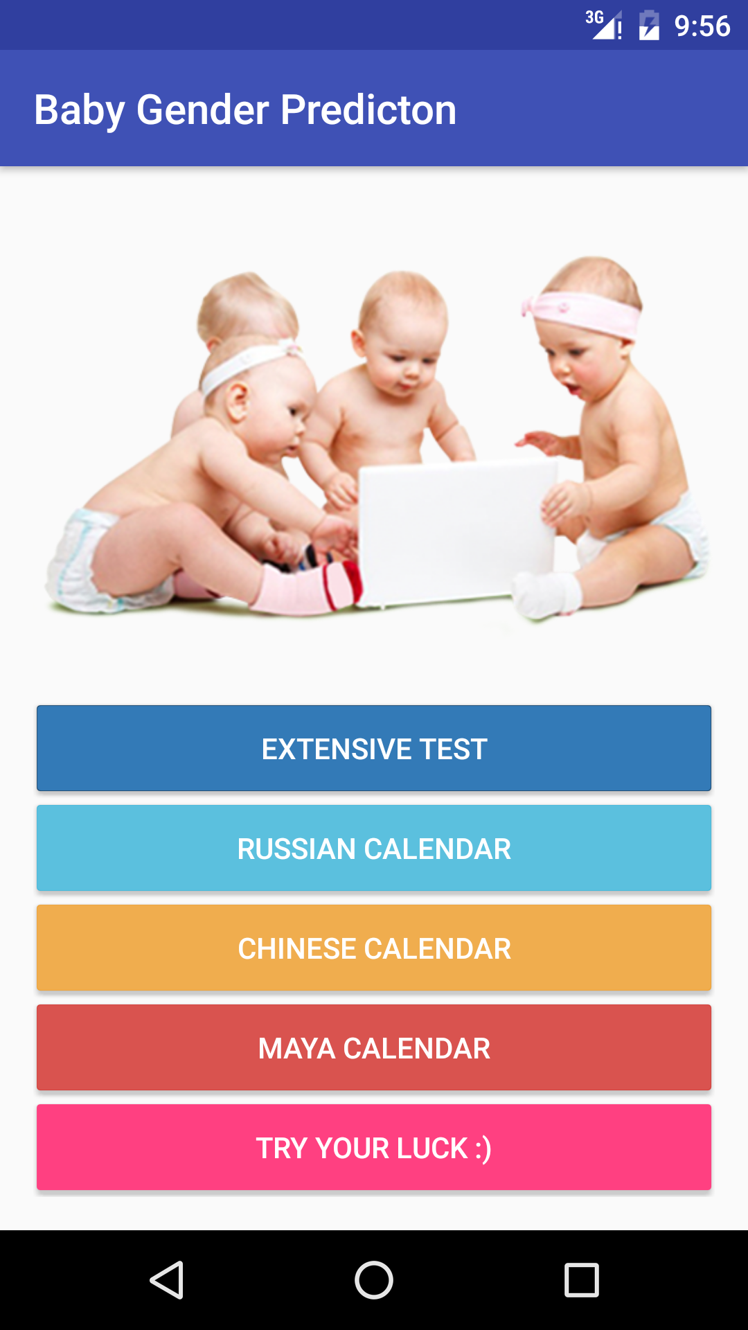 Baby Gender Predictor: Amazon.co.uk: Appstore for Android