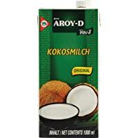 Aroy D cocco latte, grassi; per confezione: ca. 17%, (1 L)