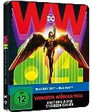 Wonder Woman 1984 (limitierets Steelbook 3D Blu-ray)