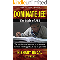 Dominate JEE: The Bible of JEE