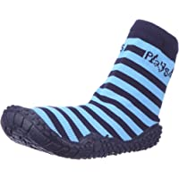 Playshoes Calzini da Mare con Protezione UV-Righe, Scarpe da Acqua Unisex-Bambini