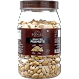 SONAL DRYFRUIT Roasted Peanuts 500 gm PET Jar