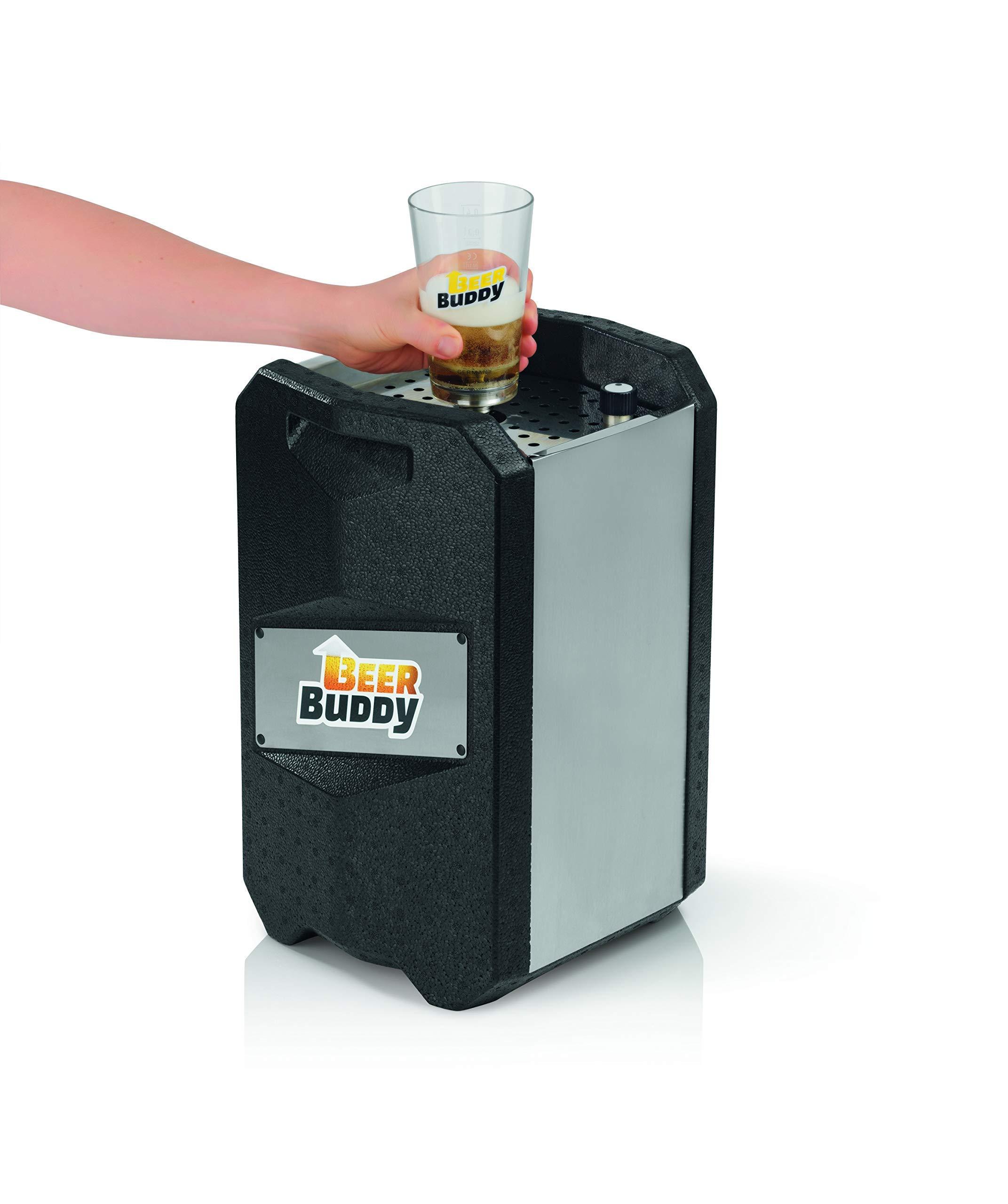 81EWbg%2BNy4L - Beer Buddy Version 2.0 latest version. Bottoms Up Beer Tap for 5 Litre Party Barrels