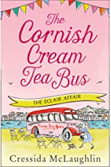 The Eclair Affair (The Cornish Cream Tea Bus, Book 2) Kindle Edition