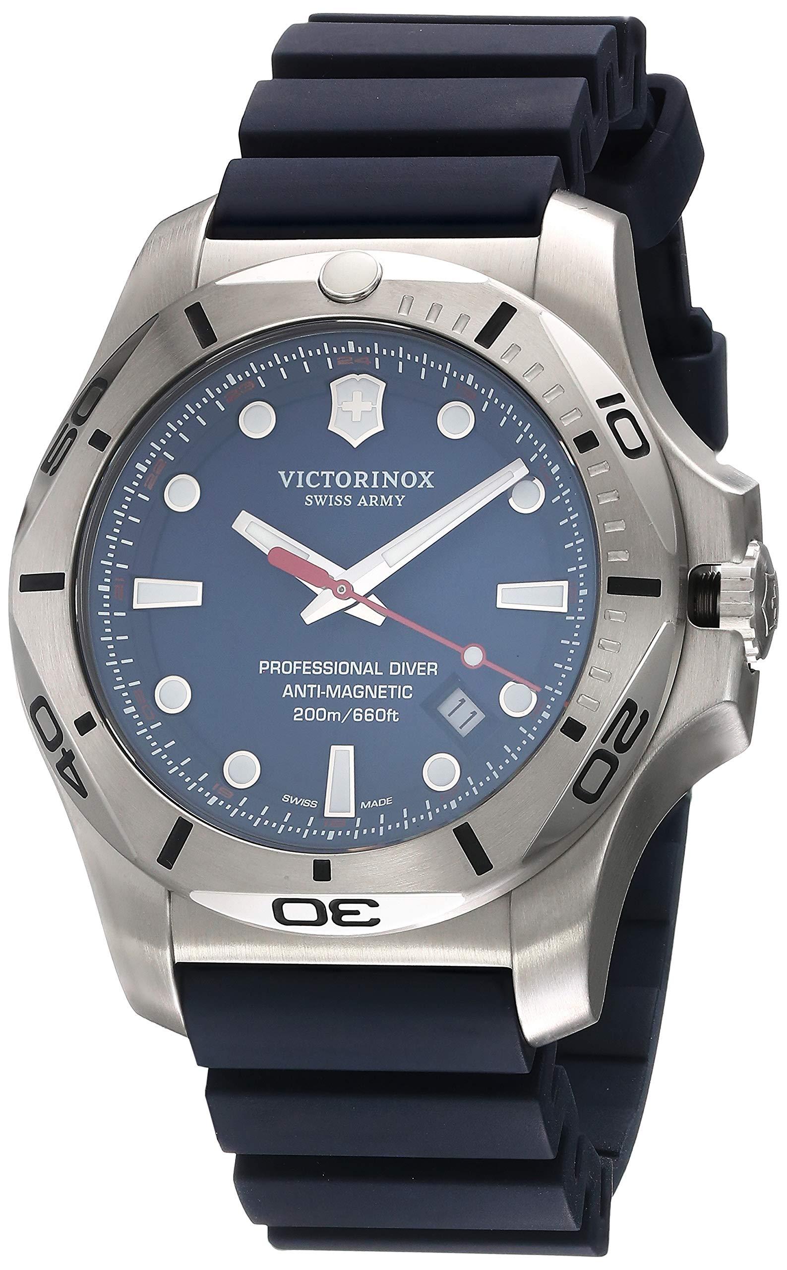 Victorinox Swiss Army Unisex Analogue Quartz Watch 241734
