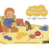 Tout petit Montessori - Mon coffret sensoriel - Dès 15 mois