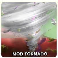 Mod Hurricane big Tornado for MCPE