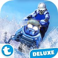 Mountain Snowmobile 3D DELUXE