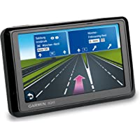 Garmin nüvi 1390Tpro Lifetime Map Update Navigationssystem inkl. TMCpro (10,9 cm (4,3 Zoll) Display, Europa 41…