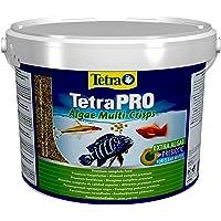 Tetra Pro Premium Fischfutter - nahrhafte Multi-Crisps, Hauptfutter für tropische Zierfische, versch. Sorten (Pro Energy…