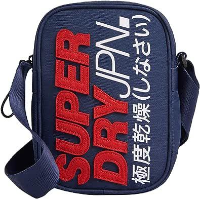 Superdry Herren Montauk Side Luggage- Messenger Bag