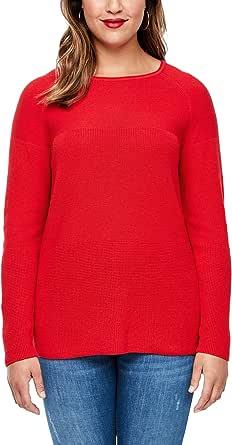 TRIANGLE Pullover Langarm Maglione Donna