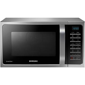 1e3705149d8baf Samsung - mc28h5015as - Four à micro-ondes grill et chaleur tournante 28l  900w silver