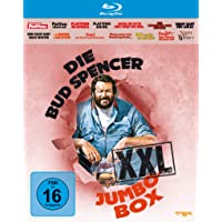 Die Bud Spencer Jumbo Box XXL [Blu-ray]