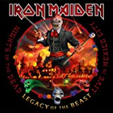 Night Dead, Legacy of The Beast: Live in Mexico City Deluxe