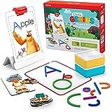 Osmo Little Genius Coffret Complet pour iPad - 4 Jeux pour Apprendre en manipulant - De 2 à 5 Ans - Résolution de problèmes e
