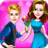 Histoire d'amour - Soyez fou de l'amour avec ce jeu gratuit de rencontres et de jeux gratuits pour les filles et les garçons du secondaire!