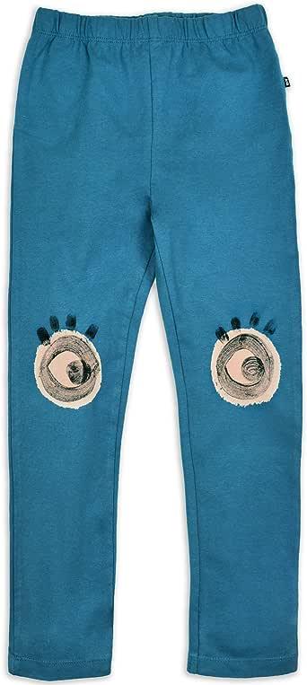 Cruiize Girls Fleece Lined Thick Winter Faux Denim Warm Pant Legging