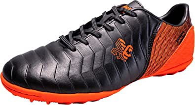 Scarpe da Calcio FG/AG Bambino e Ragazzi TF Scarpe da Allenamento Uomo Outdoor&Indoor Scarpe da Calcetto Unisex Bambini
