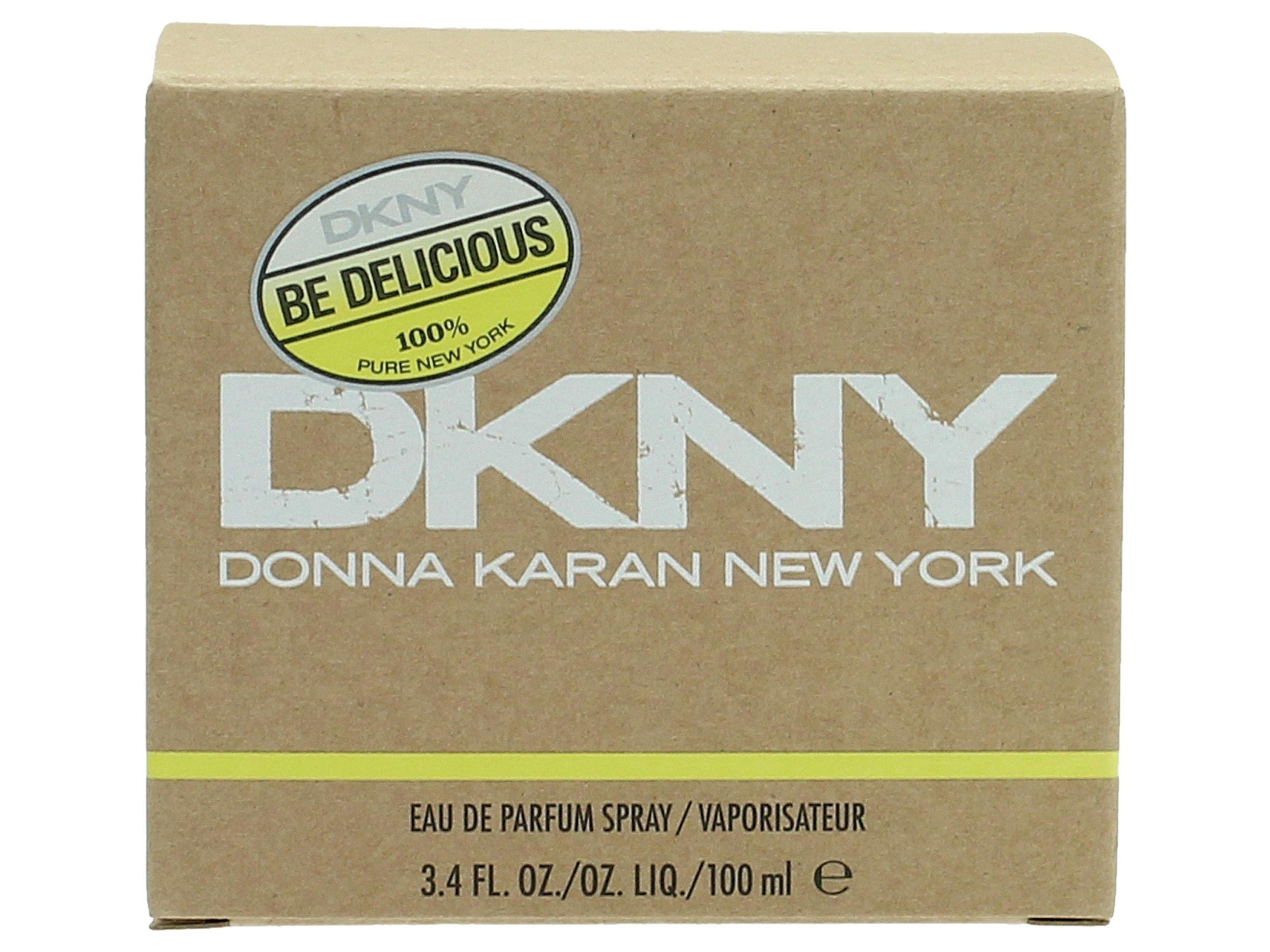 DKNY Be Delicious para mujeres de mujer Karan – 50 ml Eau de Parfum Spray
