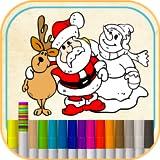 Weihnachten magisch anmalen