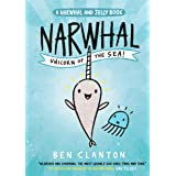 Narwhal: Unicorn of the Sea! (Book 1): Funniest children's graphic novel of 2019 for readers aged 5+ (A Narwhal and Jelly boo