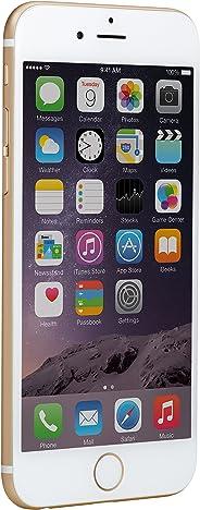 Apple iPhone 6 Smartphone (4,7 Inch (11,9 cm) Touch-Display, 64Memory) , Color:Gold (Gold), Capacity 64GB (Reacondicionado)