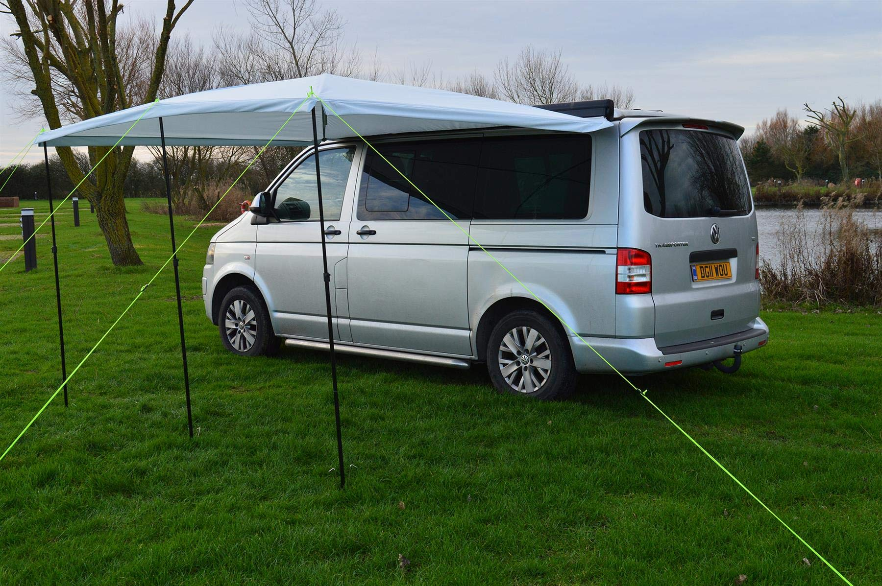 UKB4C Universal Campervan Awning/Sun Canopy Sunshade Motorhome Van 1