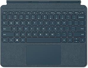 Microsoft Surface Go Signature Type Cover Kobalt Blau (Deutsches Tastaturlayout)