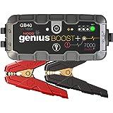 مجموعة بادئ حركة السيارة  GB40 بقوة 1000  امبير و12 فولت بطارية ليثيوم امنة للغاية من نوكو جينيس بوست