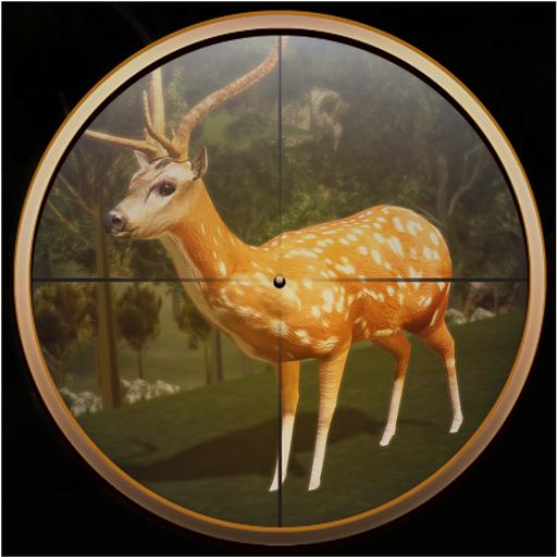ciervo-caza-sniper-shooter-3d