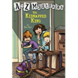 A to Z Mysteries: The Kidnapped King (A Stepping Stone Book(TM)): 11