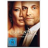 Elementary - Die finale Season [3 DVDs]