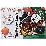 TangibleFun | The Froggy Bands | Juego de Cartas Educativo con App para iPad, Tablet y Smartphones de Sonidos Instrumentos Mu