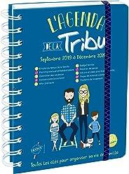 Quo Vadis Tribu AGENDA DE LA TRIBU Agenda scolaire 15x21cm Année 2019-2020