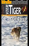 Vier Tiger: Die Jagd (Jugendkrimi): Band 9