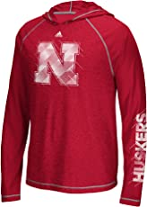 NCAA Men's Stealth Surface Climalite Ultimate Long Sleeve Hooded Tee