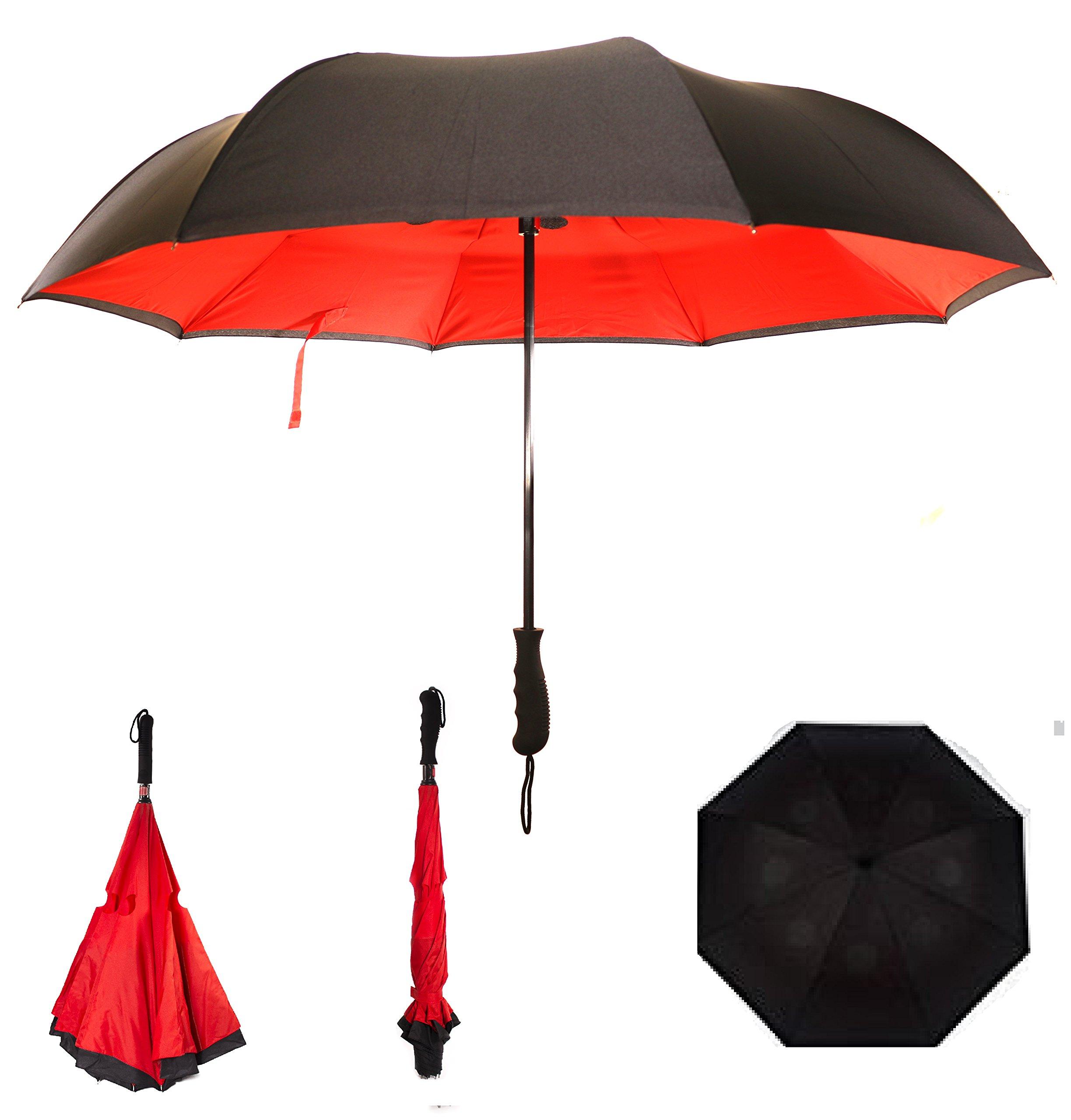 be3a58c6bf Paraguas Invertido. Paraguas Inverso Original Reversible de Colores ...