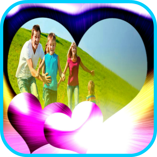 Colorful Life Photo Frames & Wishes