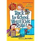 My Weird School Special: Back to School, Weird Kids Rule! (English Edition)