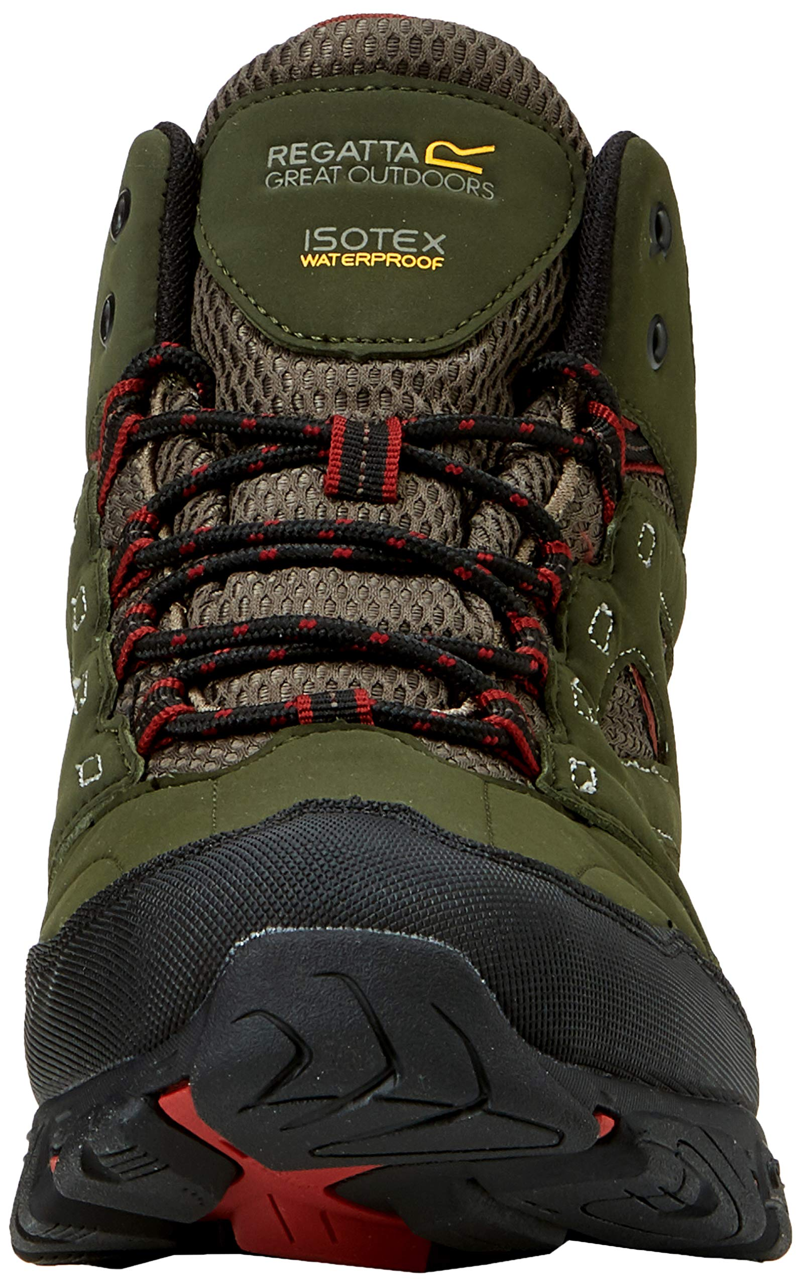 Regatta Men's Holcombe IEP Mid High Rise Hiking Boots 4