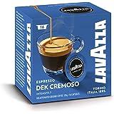 Lavazza a Modo Mio Dek Cremoso Café - 16 cápsulas