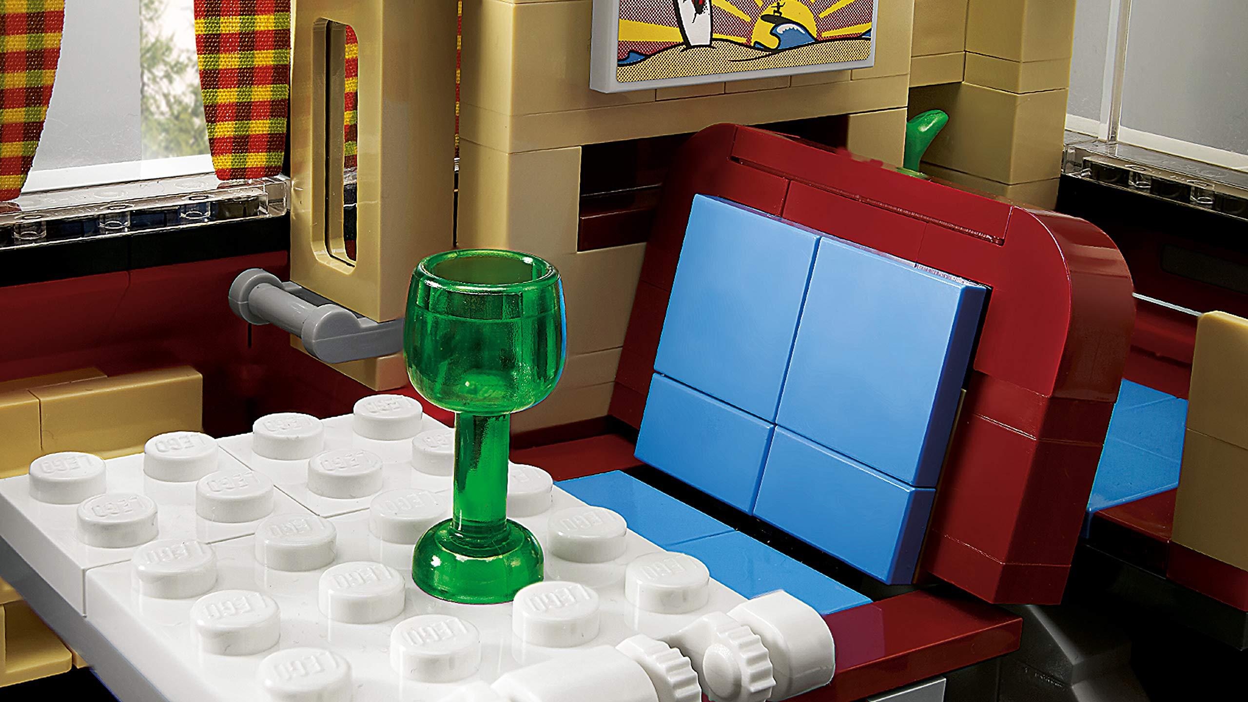 LEGO Volkswagen T1 Camper Van 4 spesavip