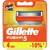 Gillette Fusion scheermesjes, voor mannen, 7702018874460, 100 Gram