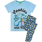 Sesame Street Cookie Monster Womens Pyjamas