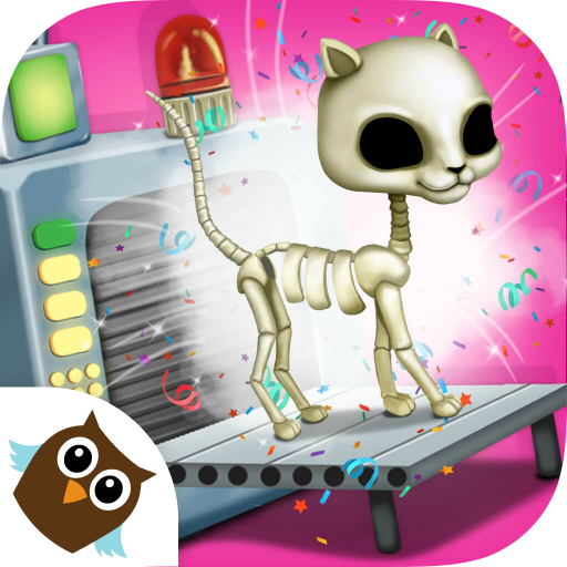 Cat Hair Salon Birthday Party - Kitty Haircut Care -