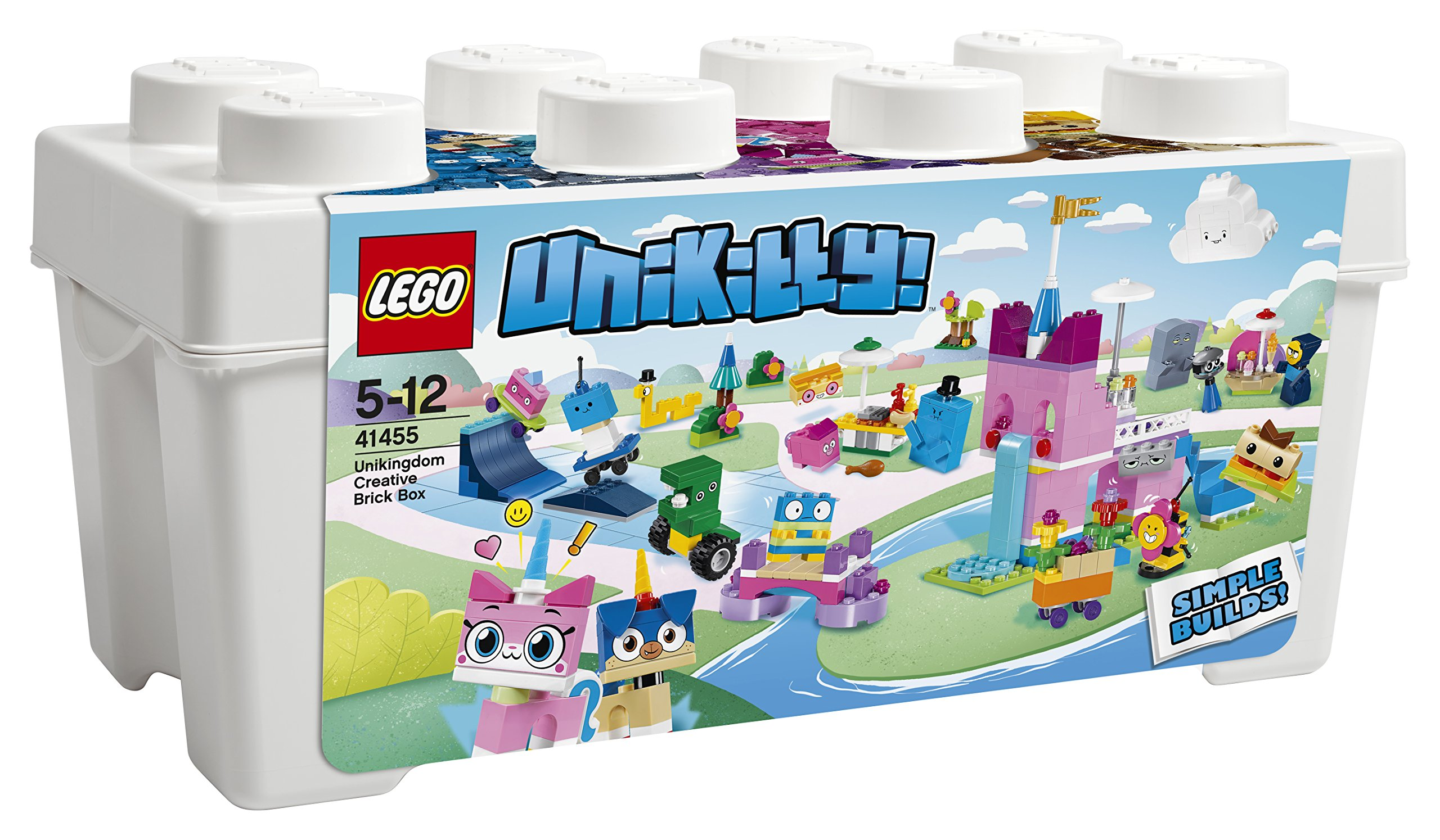 LEGO-41455-Brickset-with-17-Unikitty-Figures-and-Toy-Storage