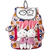 Leather Retail® Stylish Bunny Backpack Multicolored Colors Bag Gift & Sales